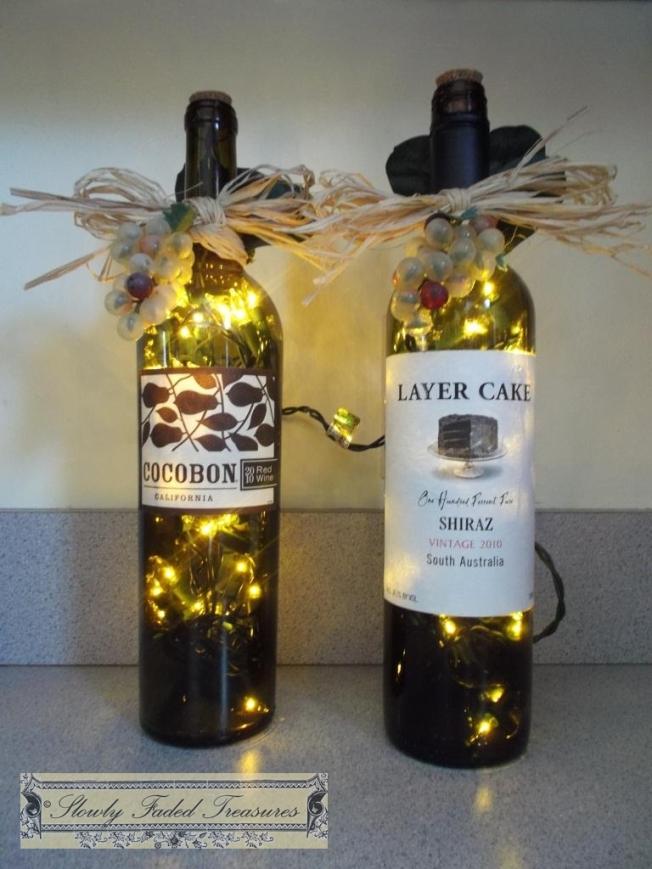 Wine Bottle Night Light 05